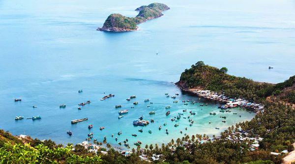 Kinh nghiệm du lịch đảo Nam Du