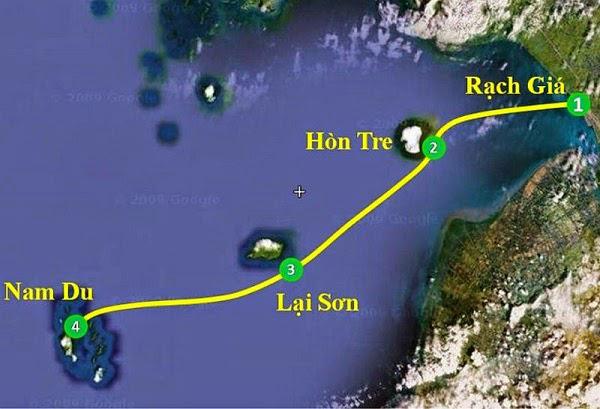 kinh nghiệm du lịch đảo Hòn Sơn Kiên Giang