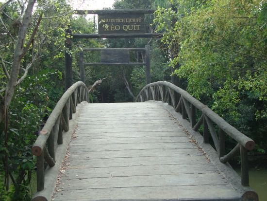 Về thăm khu di tích lịch sử Xẻo Quýt Đồng Tháp
