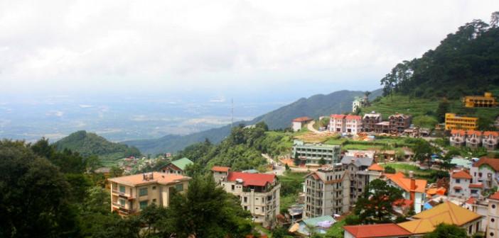 danh sách khách sạn nhà nghỉ ở Tam Đảo