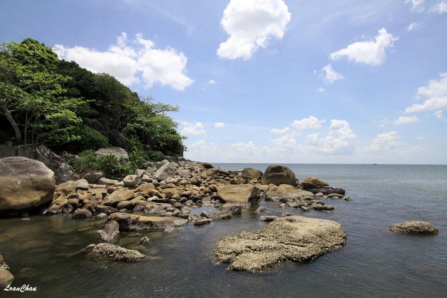 Đảo hòn đá bạc Cà Mau