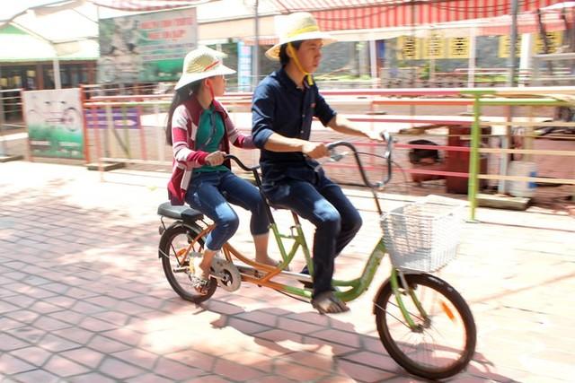Xe đạp đôi Đại Nam