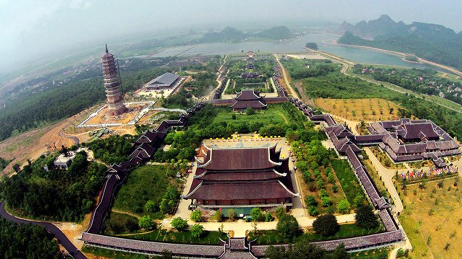 Image result for chua bai dinh
