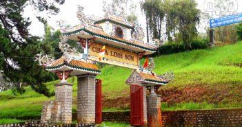 Chùa Linh Sơn Ba Thê tỉnh An Giang