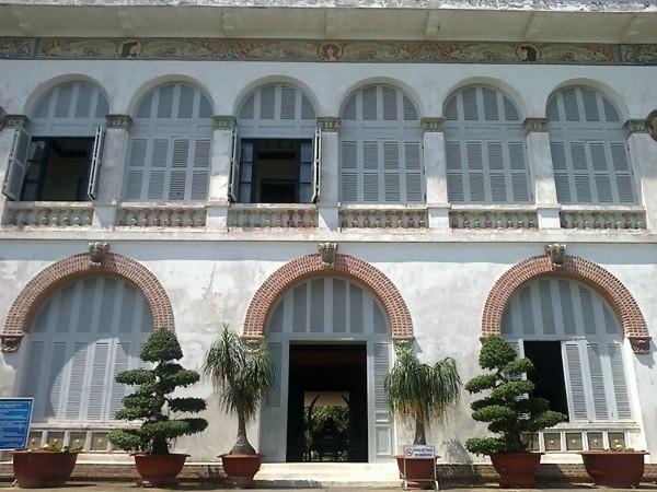 Kiến trúc Bạch Dinh - Vũng Tàu