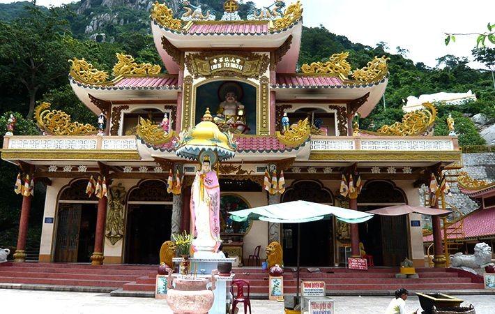 Vẻ đẹp Chùa Linh Sơn Ba Thê An Giang