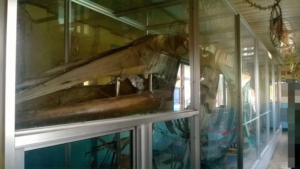 Lăng Cá Ông - Ảnh: Sưu tầm