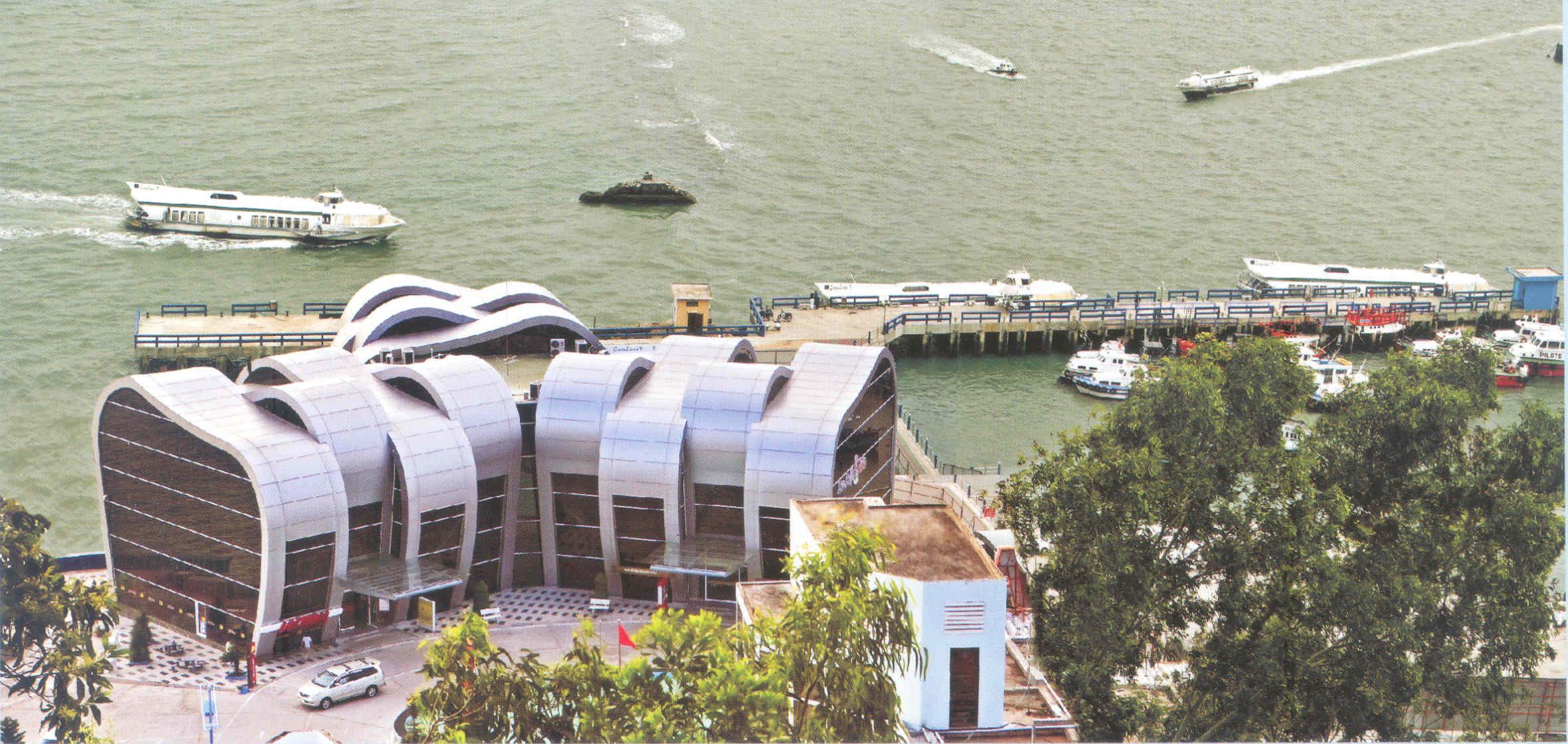 Cảng cầu đá Vũng Tàu