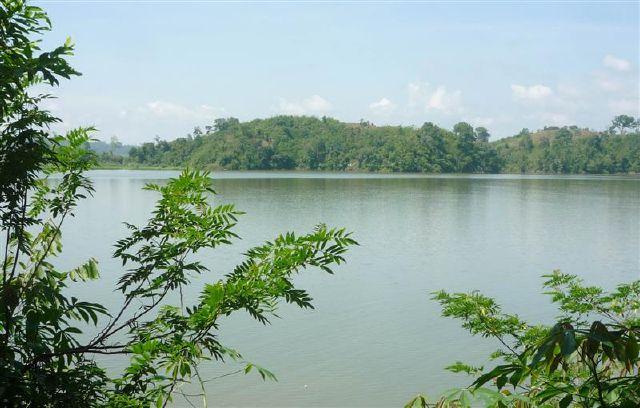 Hồ Ea Sno - một quang cảnh nên thơ, trữ tình ở Đắk Nông
