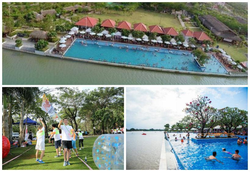 Top 10 địa điểm tổ chức teambuilding Sài Gòn vui nhất cho công ty