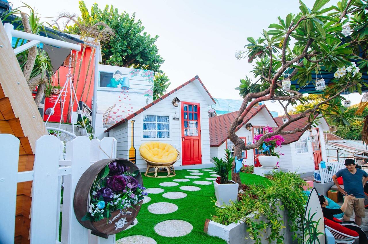 10 Homestay Quy Nhơn Bình Định giá rẻ đẹp gần biển Hoàng Hậu, Eo gió